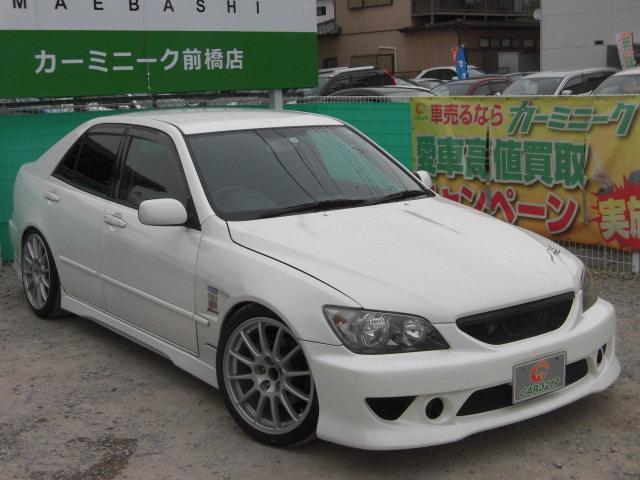 アルテッツァ(トヨタ) RS200 リミテッドII 中古車画像