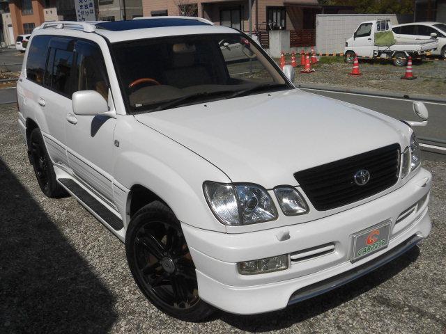 トヨタ シグナス特別仕様 1ナンバー登録車サンルーフ エアロ アルミ