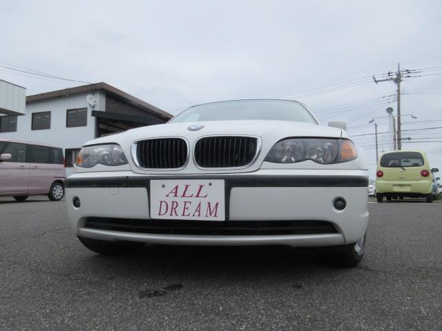 BMW 318i 16インチ HDDナビ 地デジTV MD ETC