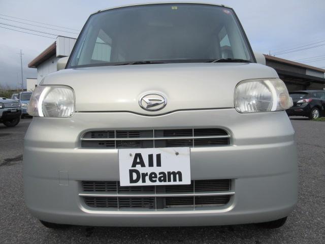 ダイハツ L WエアB ABS キーレス CDコンポ ベンチシート プライバシーガラス 左スライドドア インパネシフト4AT 走行57000キロ 取説記録簿 タイミングチェーン シャンパンゴールド