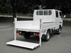 アトラストラックダブルキャブ パワーゲート 4WD