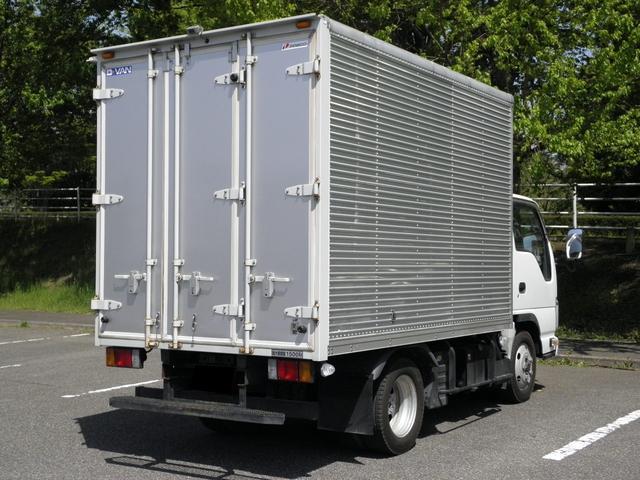 マツダ  1.5tアルミバン 4WD