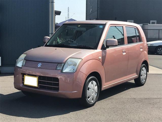 スズキ GII 軽自動車 アンティークローズメタリック AT AC
