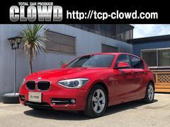 BMW116i スポーツ スマートキー ETC HID 禁煙車