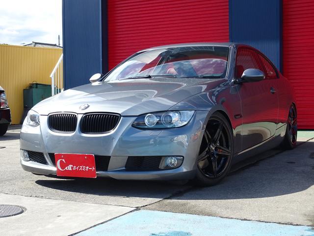BMW 335i KW車高調 OZホイール 赤革 サンルーフ