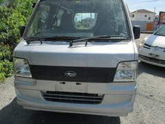 サンバーバン4WD エアコン パワステ 運転席エアバック CD