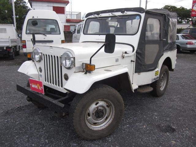 三菱 幌車