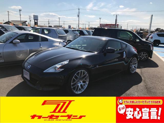 日産 バージョンT 社外ホイール カーナビ 車高調 社外マフラー