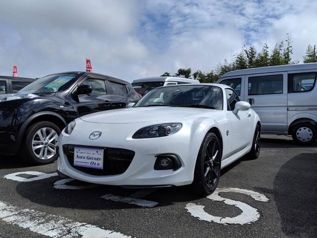 マツダ RS RHT 6速マニュアル シートヒーター レザーシート