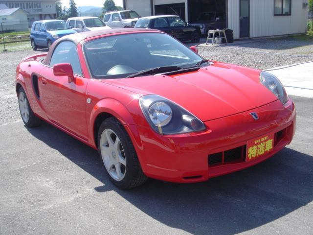 トヨタ Sエディション 5速マニュアル Rスポ 社外アルミ WSRS