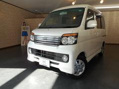 アトレーワゴンカスタムターボRS 社外ナビフルセグTV 新車ワンオーナー車