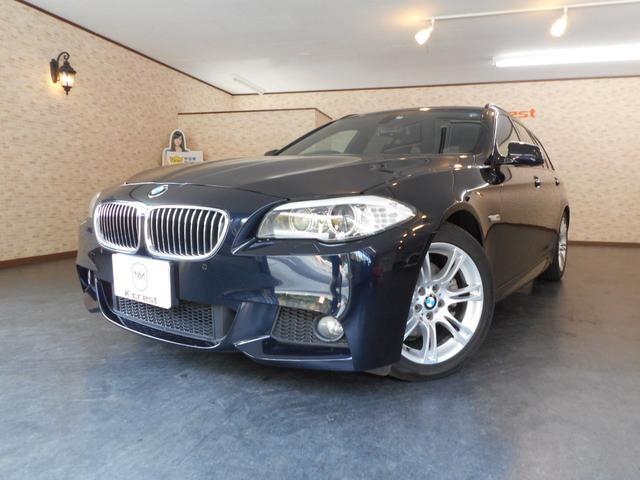 BMW 523iツーリングMスポーツ HDDナビTV Bカメラ