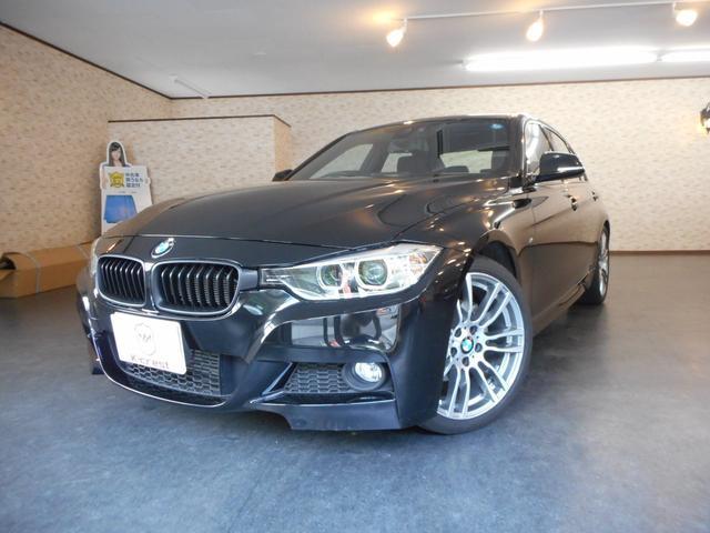 BMW 320i Mスポーツ OP19AW ナビTVBカメ クルコン