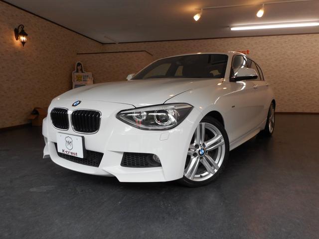 BMW 116i Mスポーツ ワンオーナー Bカメラ OP18AW