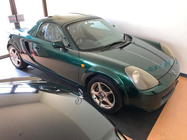 トヨタ Vエディション 本革 キーレス ハードトップ ETC
