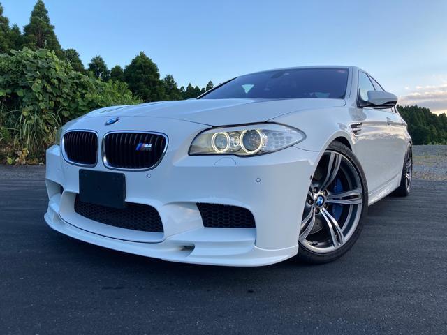 BMW M5 H&Rダウンサス ETC バックカメラ