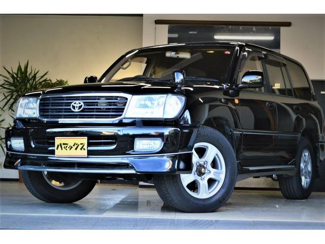 「トヨタ」「ランドクルーザー100」「SUV・クロカン」「群馬県」の中古車