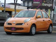 マーチ12S キーレスエントリー Wエアバック ABS CD