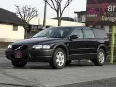 ボルボ XC70ブラックエディション DVDナビ HID ETC Pシート