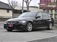 BMW325iツーリング Mスポーツパッケージ 純正HDDナビ