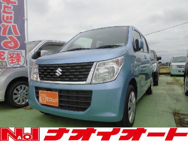 スズキ ワゴンR FX エアコン/ETC車載器/社外ナビ