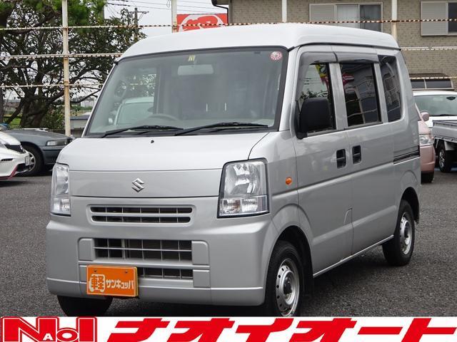 スズキ PA バン 4WD AT ナビ