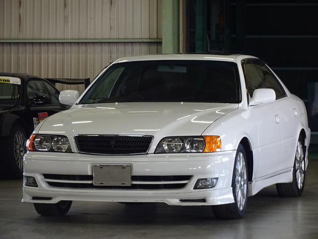 トヨタ ツアラーV 純正5速 後期 サンルーフ 車高調 マフラー