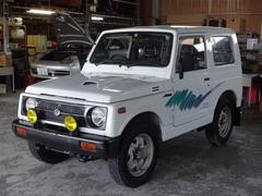 ジムニーHC 5速MT ターボ フルノーマル AC 背面タイヤ