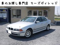 BMW525i ワンオーナー サンルーフ  純正アルミ