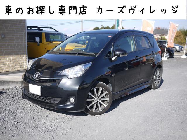 トヨタ G スマートストップセレクション 1オーナー 純正HDDナビ