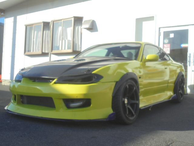 日産 GT-RSタービン 13万キロ時 E/G OH済 Z33MT