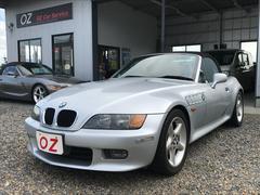 BMW Z3ロードスター2.0 右ハンドル AW17インチ CD カセット 2名乗り
