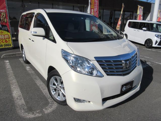 トヨタ アルファード 350G