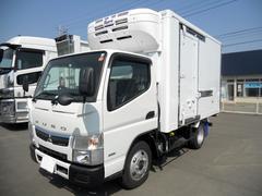 キャンター2t 東プレ製 冷蔵冷凍車 −30℃設定