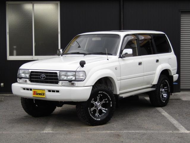 「トヨタ」「ランドクルーザー80」「SUV・クロカン」「栃木県」の中古車