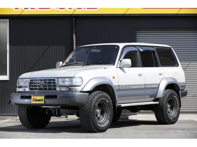 VX-LTD後期型 前後デフロック 新車時より全整備記録有り