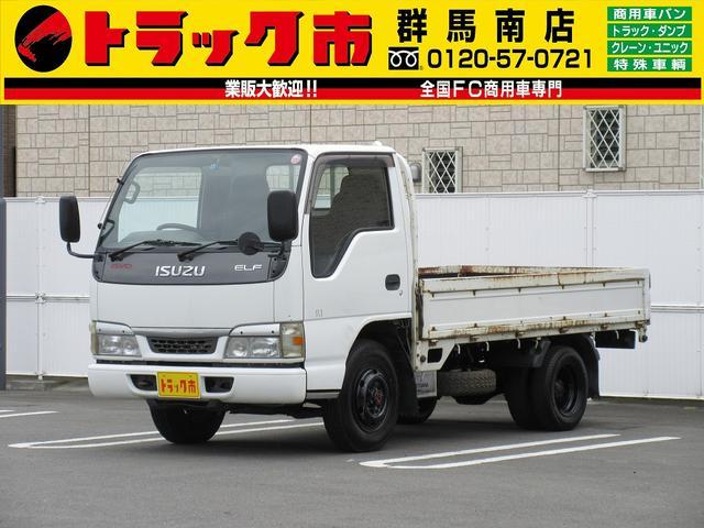 いすゞ 4WD・1.5t積・低床・内装仕上済・タイヤ6本新品