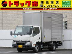 ダイナトラック2t・アルミバン・パワーゲート・サイドドア・ラッシングレール