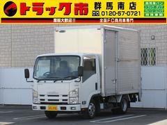 エルフトラック1.85t積・アルミバン・垂直ゲート・ラッシング・5t未満