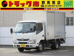ダイナトラック2t積・アルミバン・パワーゲート・サイドドア・ラッシング
