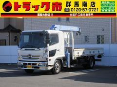 ヒノレンジャー2.85t積・タダノ4段クレーン・2.93t吊・ラジコン