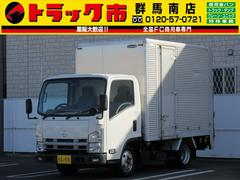 アトラストラック2t積・アルミバン・垂直パワーゲート・ラッシングレール