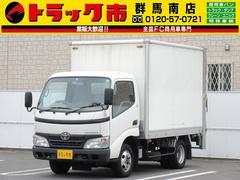 トヨエース2t積・パネルバン・垂直パワーゲート・車両総重量4885kg