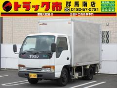 エルフトラック4WD・1.45t積・アルミバン・垂直パワーゲート・5t未満