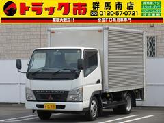 キャンター2t積・アルミバン・垂直パワーゲート・車両総重量4895kg