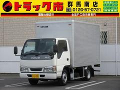 エルフトラック2t積・アルミバン・ラッシングレール・車両総重量4685kg