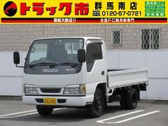 エルフトラック4WD・1.5t積・平ボディ・H/L切り替え・NOxPM適合