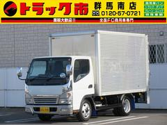 キャンター2t積・アルミバン・垂直パワーゲート800kg