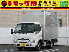 デュトロ4WD・1.65t・アルミバン・パワーゲート・総重量5t未満