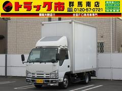 エルフトラック1.85t積・パネルバン・垂直パワーゲート・総重量5t未満
